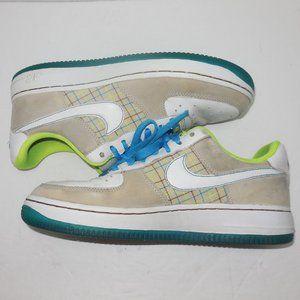 Nike Air Force 1 '07 (Paris) Rare Sneakers / Kicks